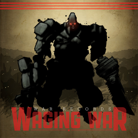 War Records - Waging War
